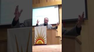 Lon Weaver sermon at Glen Avon Presbyterian Church 4.23.17