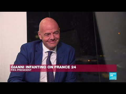 #EXCLUSIVE - Interview with FIFA president Gianni Infantino