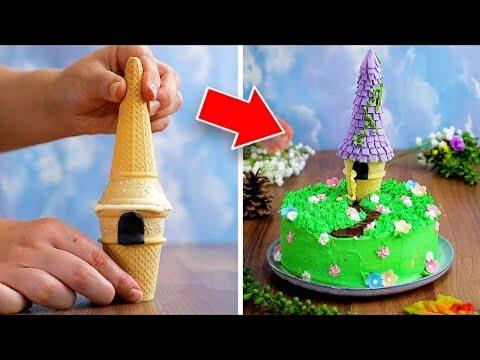 15 Disney Themed Cake Decoration Ideas