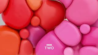 BBC Two - New Curve Idents Montage (27th September 2018 - Present)