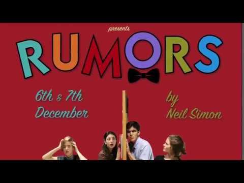 International School of London, Qatar - Performing Arts - Rumors