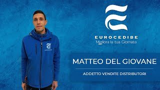 Matteo Del Giovane - Il segreto per puntare in alto