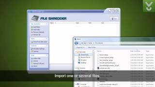 File Shredder - Delete files permanently - Download Video Previews