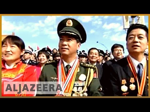 China's sensitivity over Tibet