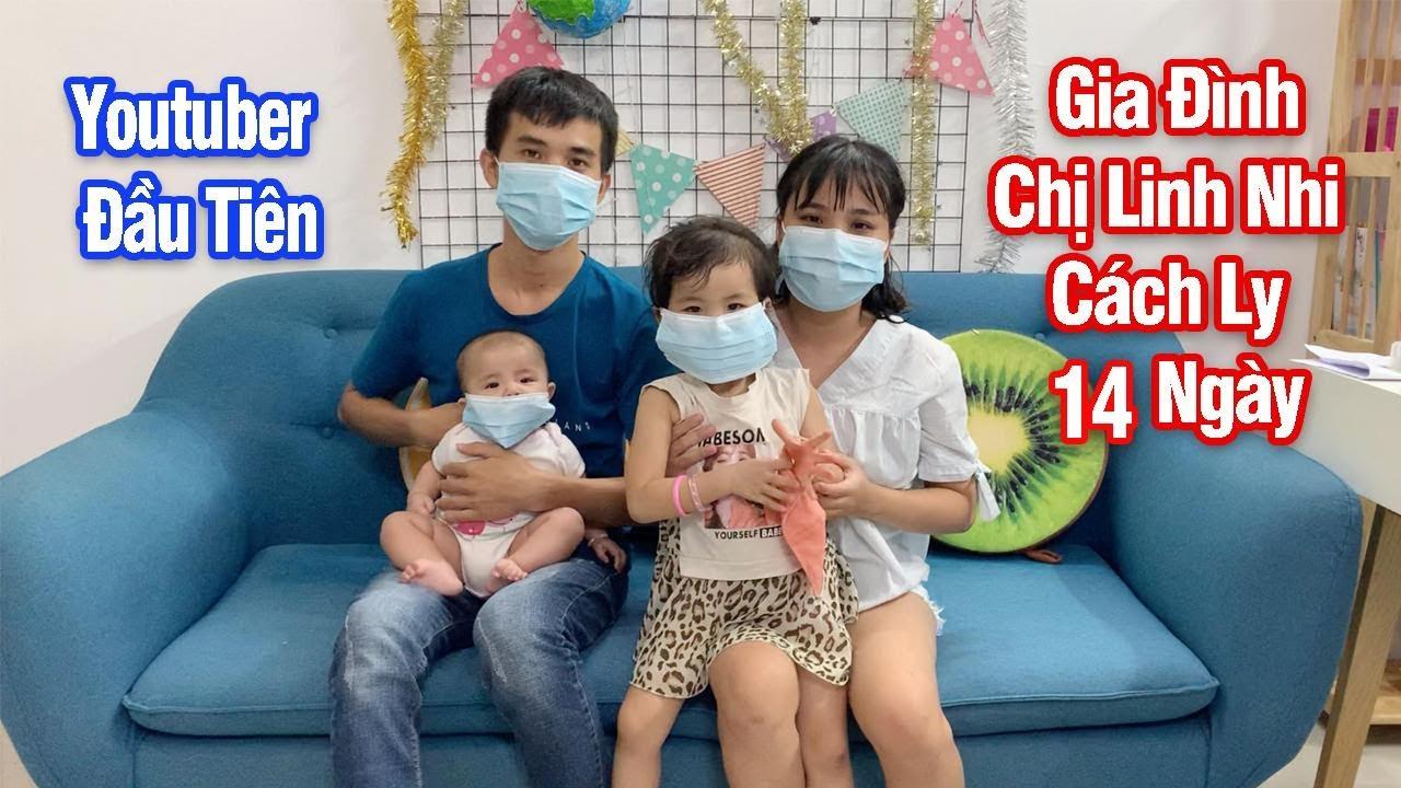 Cả Nhà Chị Linh Nhi & Anh Su Hào Bị Cách Ly 14 Ngày | Thử Thách 14 Ngày Ở Trong Nhà