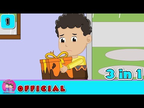 1 Kompilasi 3 Video#Jamal Laeli Series 3 In 1#Jamal Laeli Series Official
