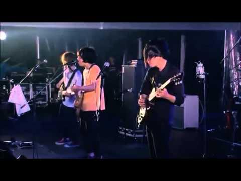 KANA BOON   Silhouette Live