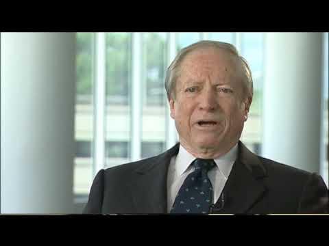 2009 Distinguished Alumnus Award - Jack Crosby (In...