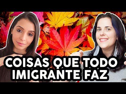 COISAS QUE TODO IMIGRANTE FAZ NO CANADÁ - Pelo menos os Brasileiros feat. Amanda Araújo
