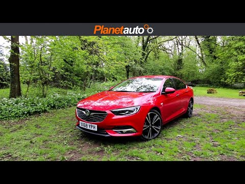 Vauxhall Insignia Grand Sport 2019 Review & Road Test