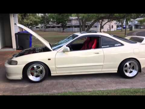 JDM Honda Integra B20 VTEC BUILD!!!!! Part 29 The Journey from stock to JDM!! Must Watch!!!