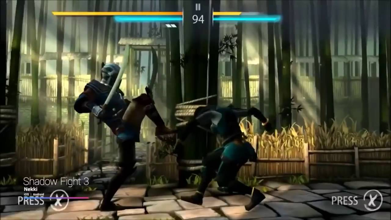shadow fight 3 full gameplay youtube