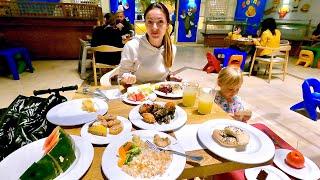 ЕГИПЕТ🔥 ШОК ОТ ВСЕ ВКЛЮЧЕНО Ужин в отеле Desert Rose. Хорошая организация шведского стола