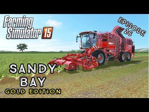 Let's Play Farming Simulator 2015 | Sandy Bay | Episode 26 | Holmer Special