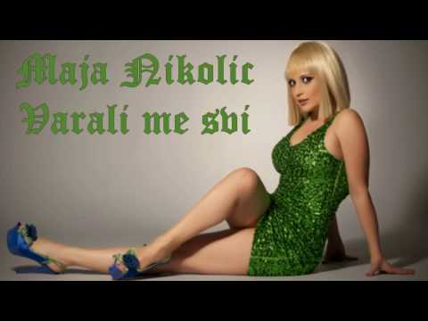 Maja Nikolic - Varali me svi - (Audio 1998) HD
