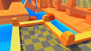 CRAZY EGYPT CUSTOM MAP! - Golf With Friends