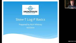 SkewTLogP Diagram Basics w/ Richard Whitney of Smokehouse Pilots