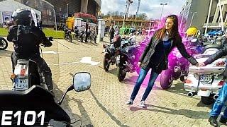 Chodź Anka! Nie Oglądaj Się Za Motocyklistami... Rozpoczęcie Sezonu!  | Maszyna u LucZyna #2