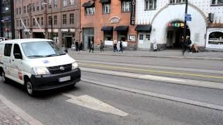 アキーラさん散策!親日国フィンランド・ヘルシンキ市街1・Helsinki,Finland