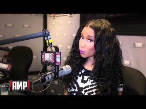 Nicki Minaj Talks Music Leak, New Album with 97.1 AMP Radio