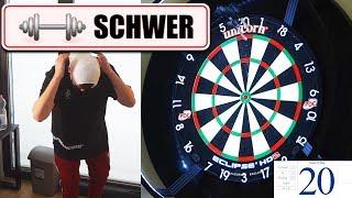 Das SCHWERSTE Trainingsspiel | Marcel am Limit