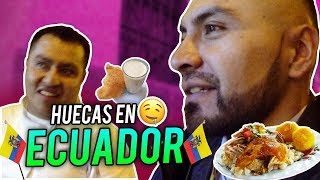 HORNADO🇪🇨 + MOROCHO 🇪🇨+ FRITADA🇪🇨 + PINCHOS Y MOLLEJAS🇪🇨 (huecas del Ecuador)🍽🍛🍲🌯🌮🍤🧀
