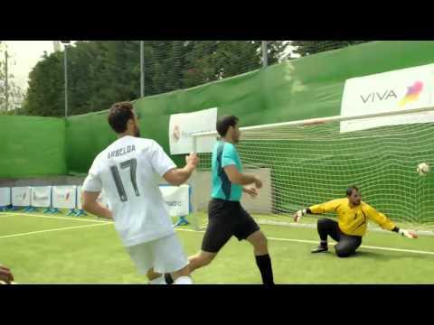 VIVA Kuwait Commercial Ft. Real Madrid English Sub
