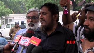 Tamil Muslim Leaders were not allowed to meet the Sri Lankan High-commissioner - Red Pix