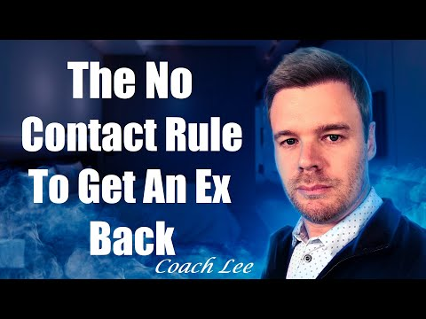 No Contact Rule To Get Your Ex Back After Being Dumped (Why