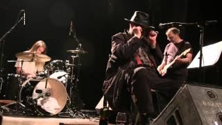 Pere Ubu: Nacht des Gruselsoundmonsters Live at Szene Wien 15.02.2015