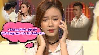 Tiểu Long Nữ Midu khóc nức nở vì màn cà khịa của anh Dương Lâm Đồng Nai