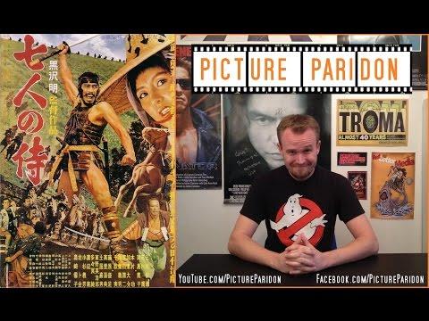 PICTURE PARIDON #100 - De Syv Samuraier (1954)