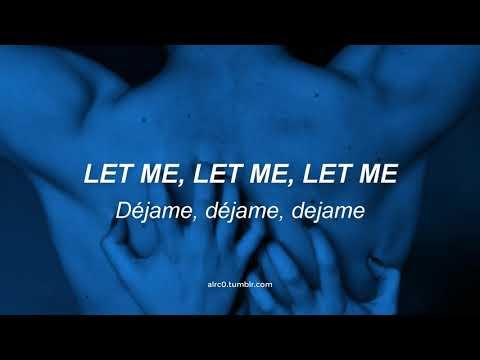 LOVE ME LIKE YOU DO - JUSTIN BIEBER (Letra Español - Inglés)