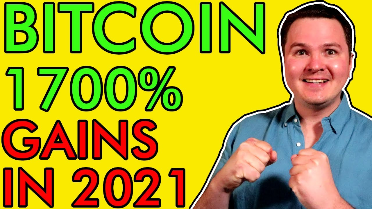 Bitcoin Historic 1,700% 2021 Rally! Ethereum & Altcoins Ready for BIG Move! [It's Finally H
