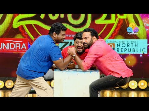 Flowers TV Comedy Utsavam Episode 88