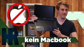 Darum hab ich mir kein Macbook gekauft