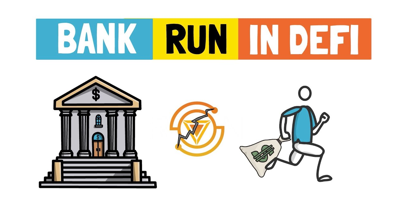 BANK RUN in DEFI - Lessons Learned From The Iron Finance Collapse
