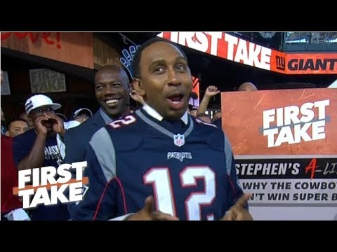 brand new 831b8 ac2c3 Stephen A. lists the 5 reasons the Cowboys won't win the Super Bowl | First  Take