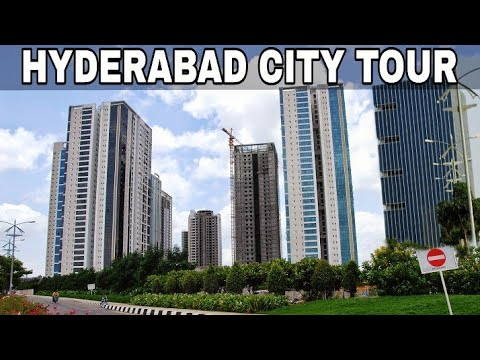HYDERABAD City Full View (2018) Within 5 Minutes | Plenty Facts |Hyderabad City Tour 2018|Hyderabad