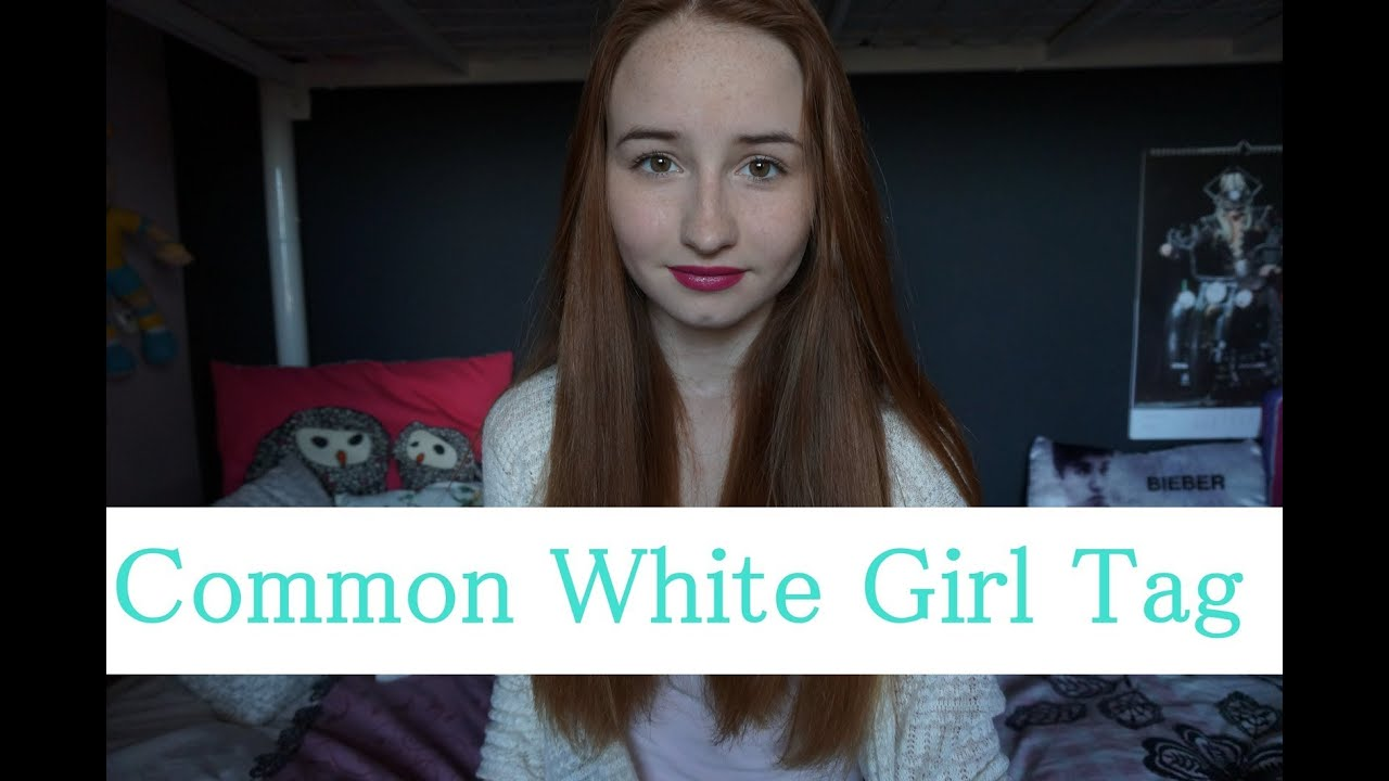 common girl tag