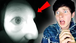 Scariest Footage Caught On Security Cameras (Ring Doorbell) | Sam Golbach