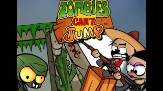 Zombies Can't Jump Full Gameplay Walkthrough