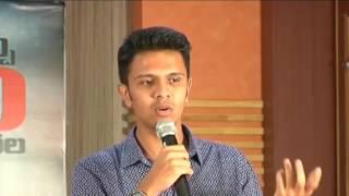 16 telugu movie release press meet rahman karthick naren    sujith sarang