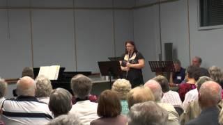 Richard Strauss Romanze for clarinet