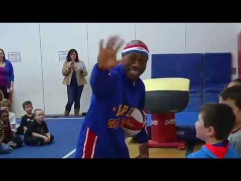 Tay Fisher at Lynwood Elementary School