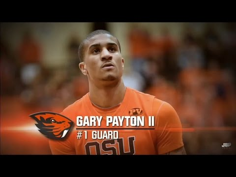 Most Underrated Player in College Basketball    Oregon State PG Gary Payton II 2015-16 Highlights ᴴᴰ