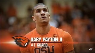 Most Underrated Player in College Basketball || Oregon State PG Gary Payton II 2015-16 Highlights ᴴᴰ