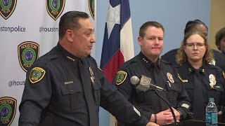 HPD Chief Acevedo fires back at union chief