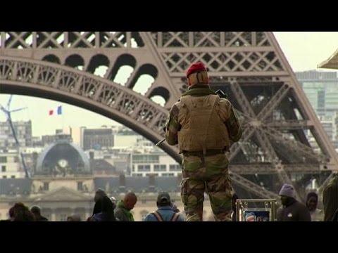 Menace terroriste toujours très forte en Europe