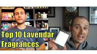 Top 10 Lavender Fragrances with Redolessence